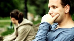 Tips for Fixing Your Relationship Before it's Too Late_Unhappy Couple On Bench