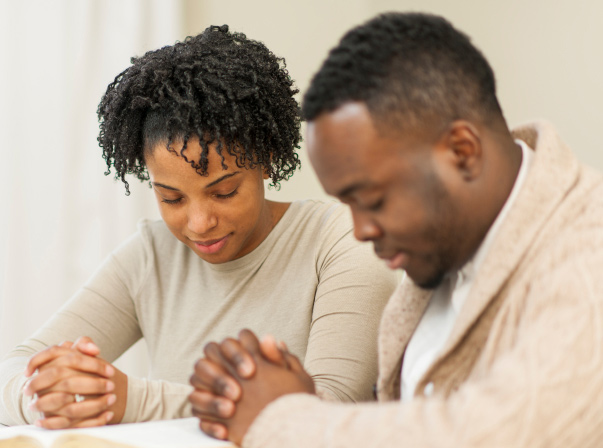 THE PASTOR WHO TAUGHT MARRIED COUPLES ABOUT PRAYER
