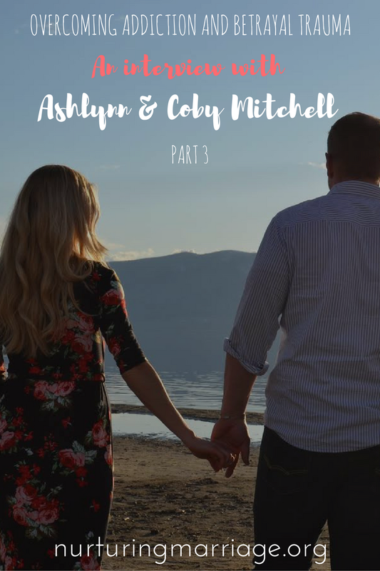 An Interview With Ashlynn & Coby Mitchell – Part 3