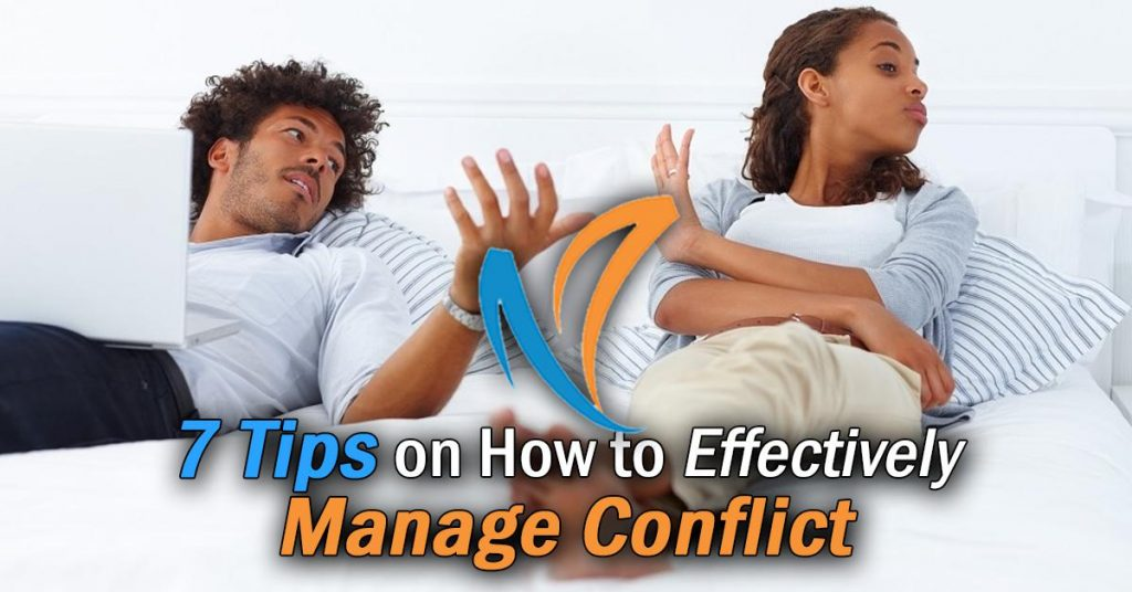 7 Steps to Handling Conflict In Your Relationship