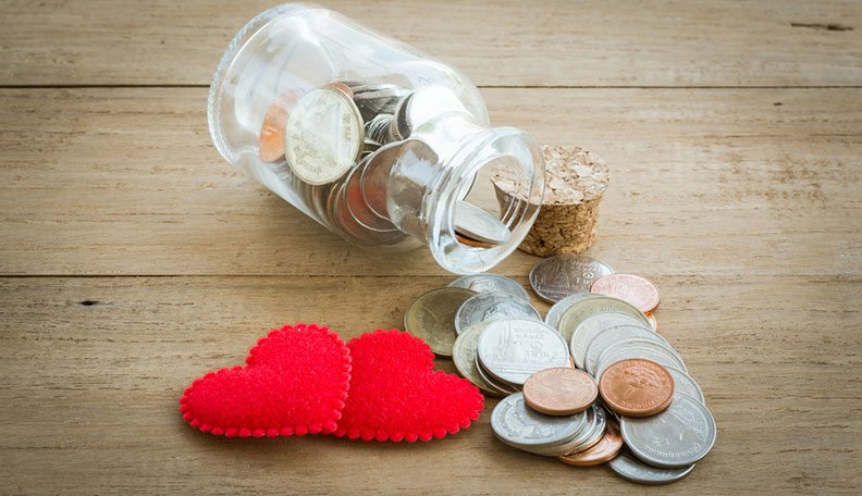 What to Do If Your Partner Makes Less Money Than You