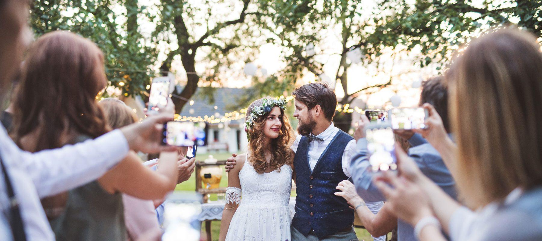 Your Phone is the Worst Wedding Accessory: Industry Experts Tell All