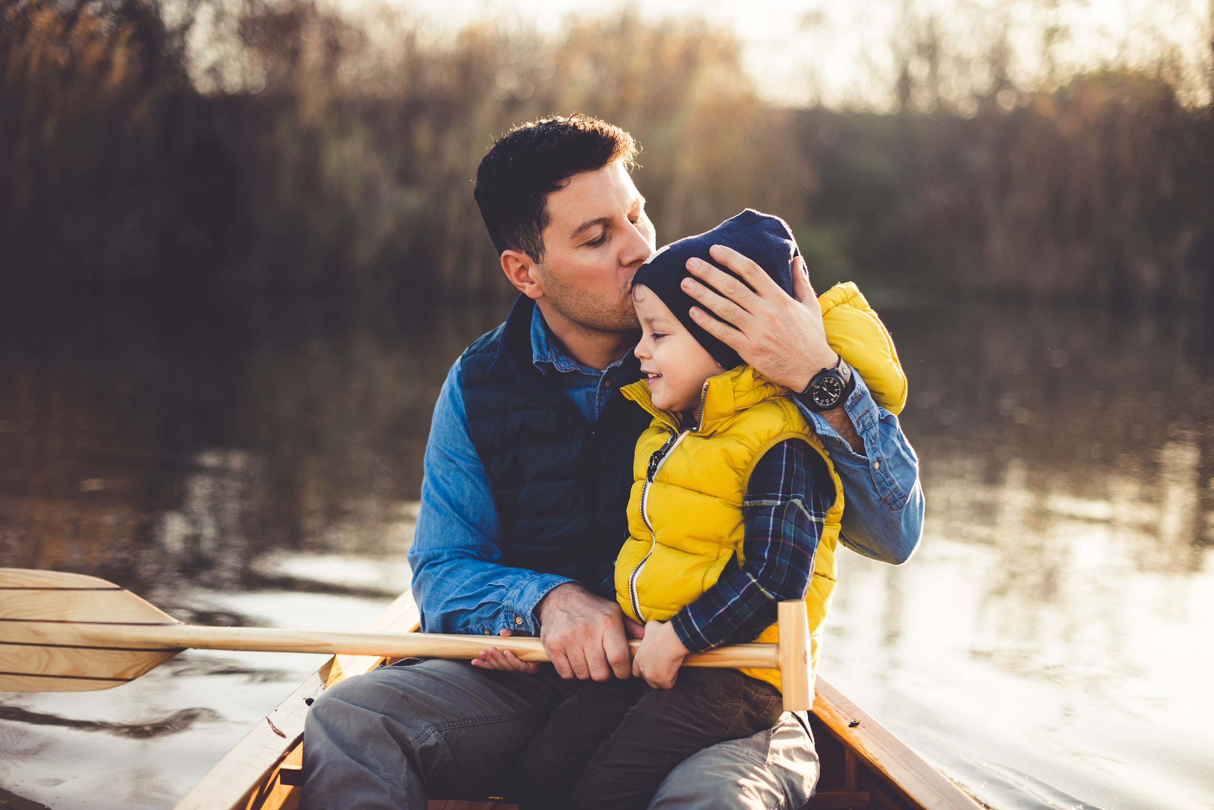 How a Parent's Affection Shapes a Child's Happiness for Life