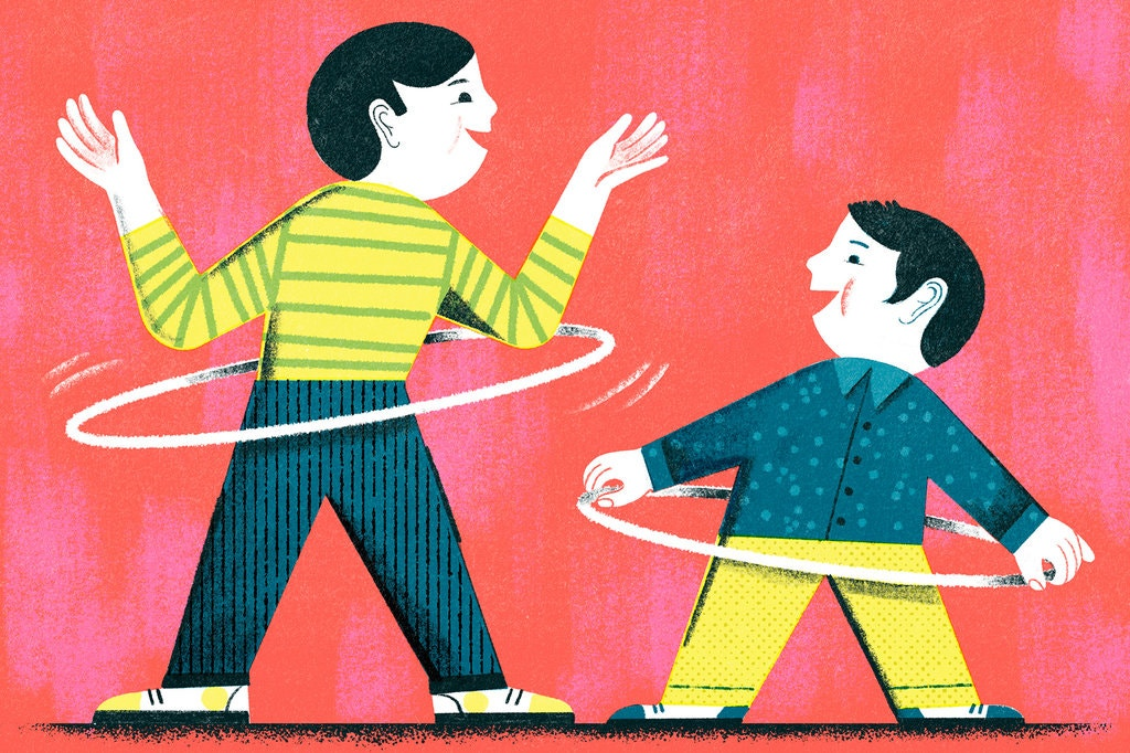 Growing Up Alongside a Sibling With a Disability