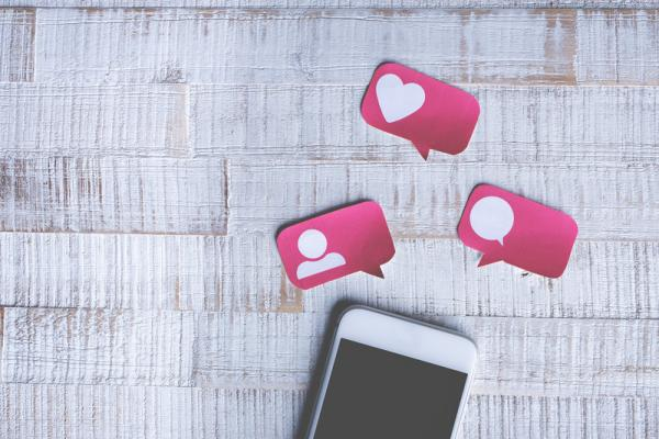 What Your Social Media Posts Say About Your Relationship