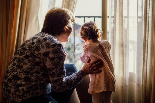 Why Children and Grandparents Need Each Other