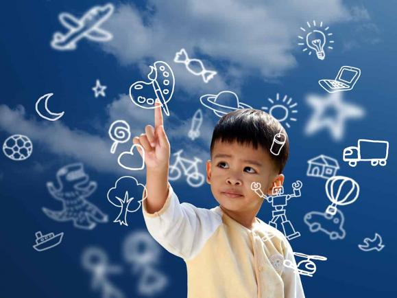 Awesome Ways to Spark Your Child's Imagination