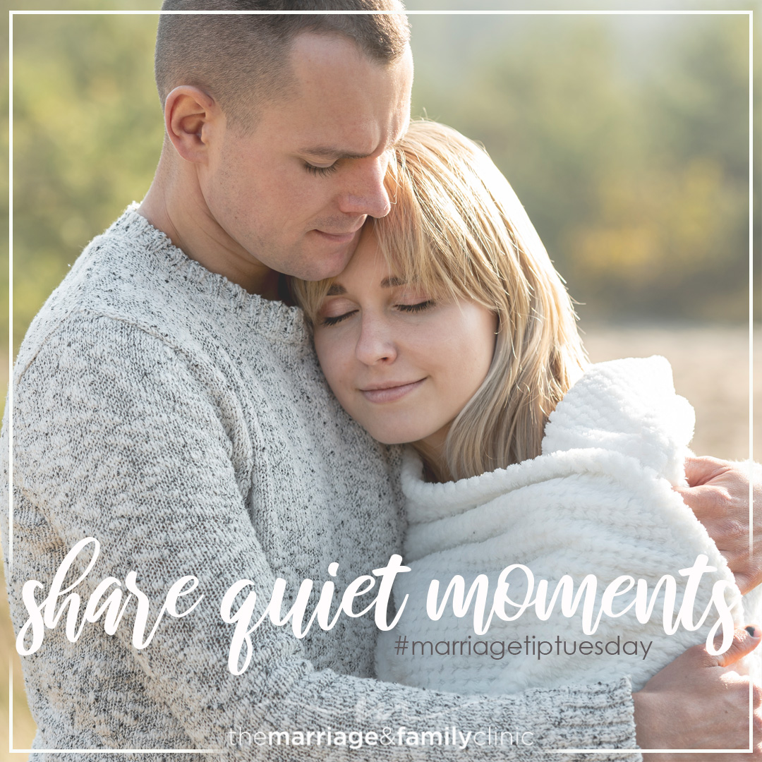 Share Quiet Moments