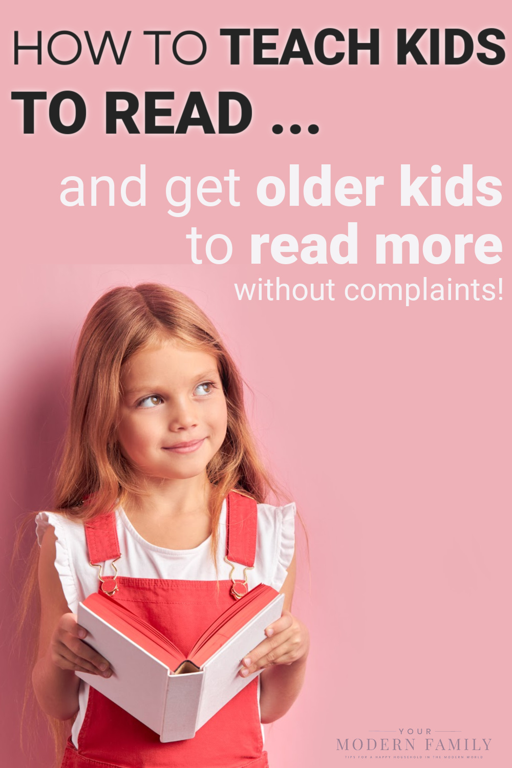 How to Teach Kids to Read (sneak in extra reading for kids!)